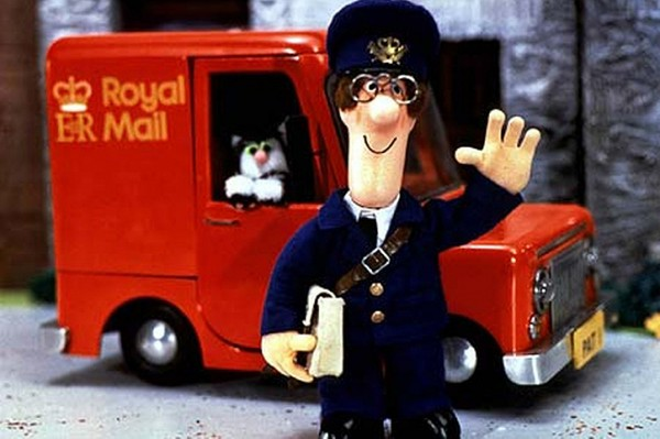 Postman Royal Mail